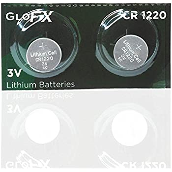 maxell cr1220 3v lithium coin cell watch batteries 5 pack