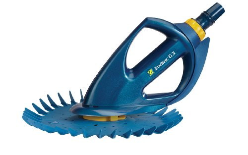 BARACUDA G3 W03000 Advanced Suction Side Automatic Pool Cleaner by Zodiac