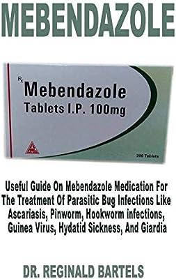 giardia mebendazole)