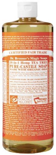 Dr Bronners Organic Castile Liquid product image