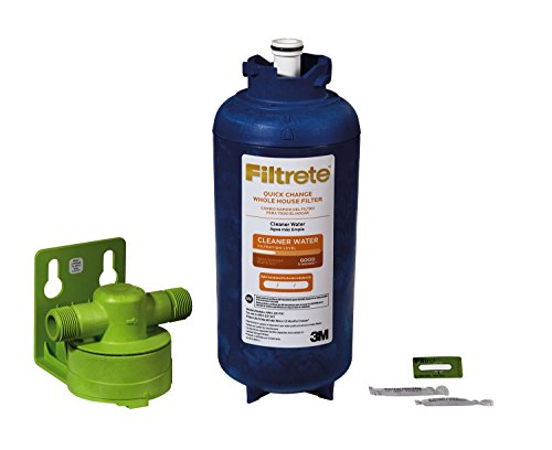 3M Filtrete 4WH-QS-S01 Whole House Water Filter System