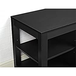 """Altra Furniture Parsons Console Fireplace for TVs up to 65"""" by Altra Furniture"""