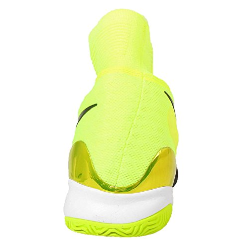 Nike Herren Air Zoom Ultrafly HC QS Turnschuhe Amarillo (Volt / Black-White-Dark Grey)