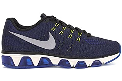 amazon com nike men s air max tailwind 8 black sail racer blue