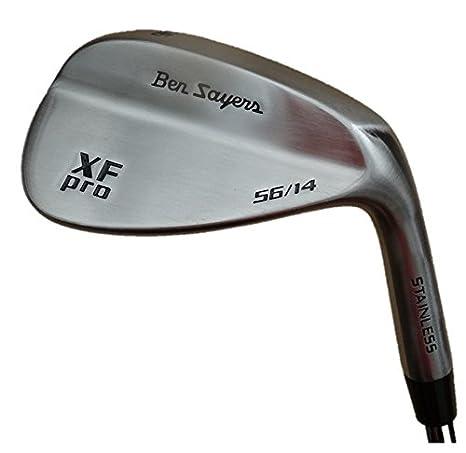 Ben Sayers XF Pro - Cuña de golf de acero inoxidable para ...