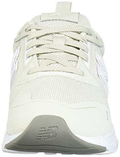 New Balance Women's Fresh Foam 515 Sport V2 Sneaker, Oyster/Winter Sky, 6.5 B US