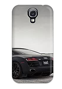 Awesome Audi R8 34 Flip Case With Fashion Design For Galaxy S4