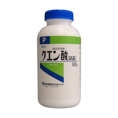 【食品添加物】クエン酸 500g product image