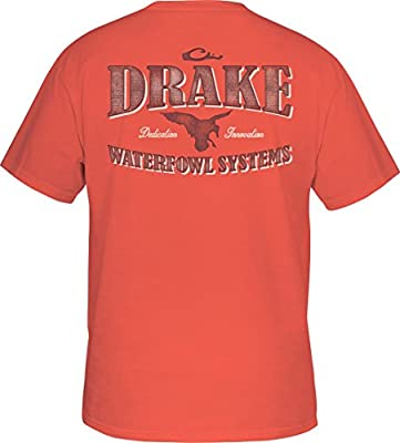 Drake Waterfowl Systems Short Sleeve T-Shirt