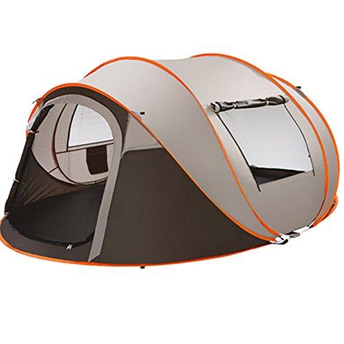 Cirkleoutdoor-5-8-person-Pop-Up-Tent-Instant-  sc 1 st  Discount Tents Nova & Cirkleoutdoor 5-8 person Pop Up Tent Instant Tent with Gift Hat ...