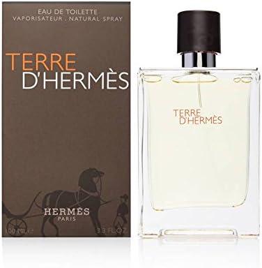 Hermes Terre D'Hermes Eau de Toilette Vaporizador 100 ml