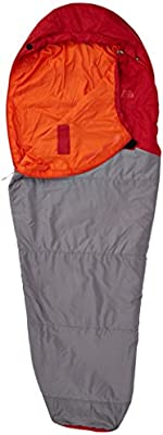 The North Face Aleutian Light Saco de Dormir, Unisex Adulto, Cardinal Red/Zinc