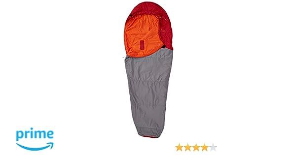 The North Face Aleutian Light Saco de Dormir, Unisex Adulto, Cardinal Red/Zinc Grey, M: Amazon.es: Deportes y aire libre