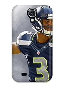 AnthonyR Premium Protective Hard Case For Galaxy S4- Nice Design - Seattleeahawks I