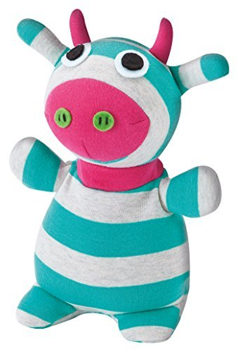 Warmies Peluches Termici Socky Doll Diddly by T TEX Srl