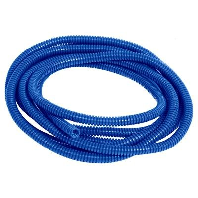 TAYLOR CABLE 38260 0.25 In. Blue Spark Plug Wire Cover, 10 Ft. Bag (Plugs Cover Ignition)
