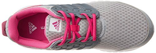 Adidas Galaxy 3 K, Zapatillas Unisex Niños, Marrón (Gritra/Rosimp/Gris), 36 EU