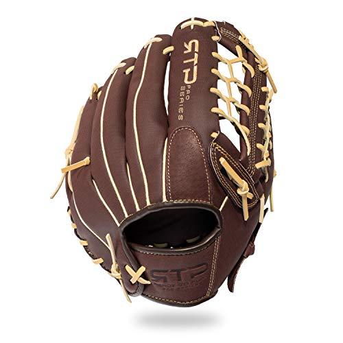 Franklin Sports Baseball Gloves – RTP Pro Baseball Fielding Glove – Infield, Outfield Gloves
