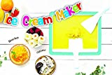 Ice Cream Maker/Pan/Roll - Frozen