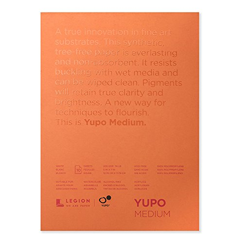 Price comparison product image YUPO Polypropylene Pad Medium 74# 5X7 (Packaging May Vary)