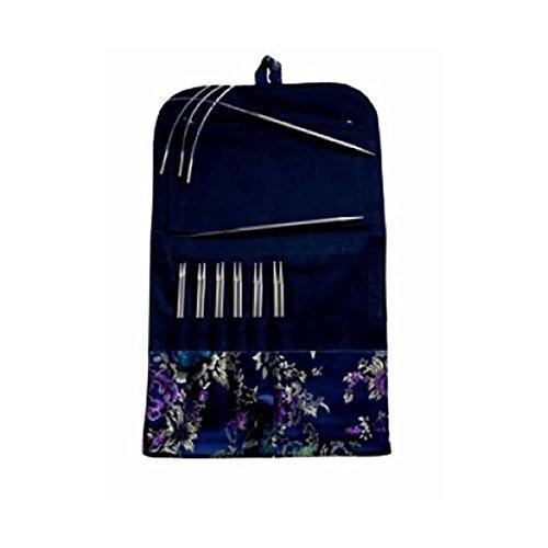 Hiya Hiya Sharp Interchangeable Needle Set- 5 inch tips: SMALL sizes BCAC34067