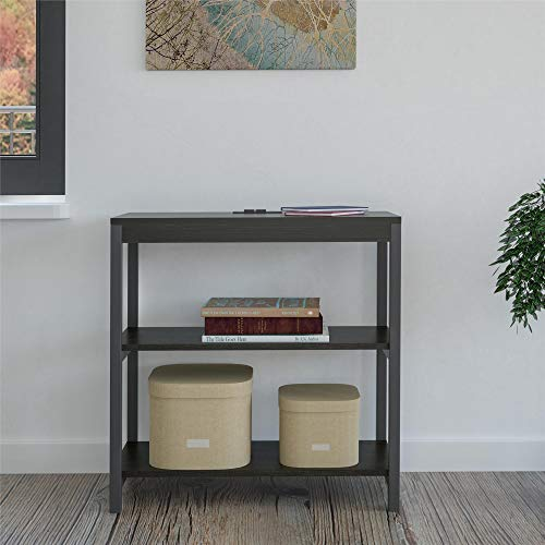 Ameriwood Home Kayden 3 Shelf Bookcase, Espresso