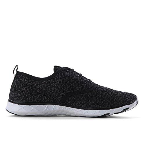 Dreamcity Mens Water Shoes Scarpe Sportive Da Trekking Leggere _blackwhite