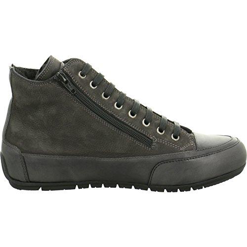 Sneaker Grau für Grigio Damen High Nabuk Top Cooper 000 Candice RwIqBF