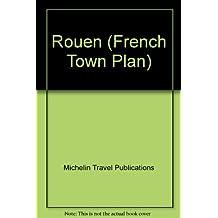 Plan Bleu Et or Rouen No. 878