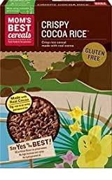 Mom\'s Best - Crispy Cocoa Rice - 13 oz (Pack of 3)
