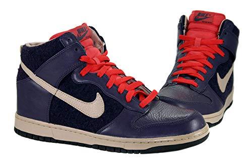 Dunk High Womens Nike - NIKE Wmns Dunk High Premium 318714-521 Women's Athletic Fashion Sneakers Casual Shoes