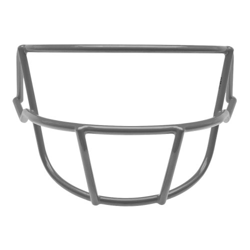 Schutt Sports Youth OPO XL YF Super Pro Carbon Steel XL Football Faceguard, Gray