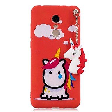 Proteja su teléfono, Funda Para Xiaomi Redmi 5 Plus Redmi 5A ...