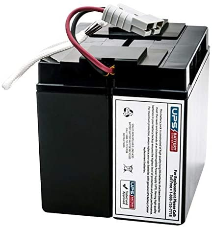 UPSBatteryCenter APC Smart UPS XL 750VA SUA750XLI Compatible Replacement Battery Pack