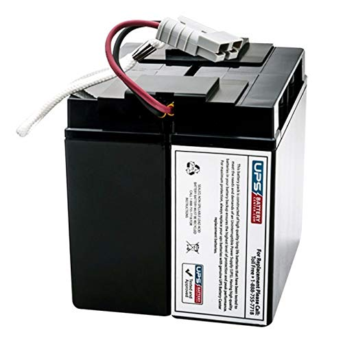 APC Smart UPS XL 750VA SUA750XL New Compatible Replacement Battery Cartridge by UPSBatteryCenter by UPS Battery Center