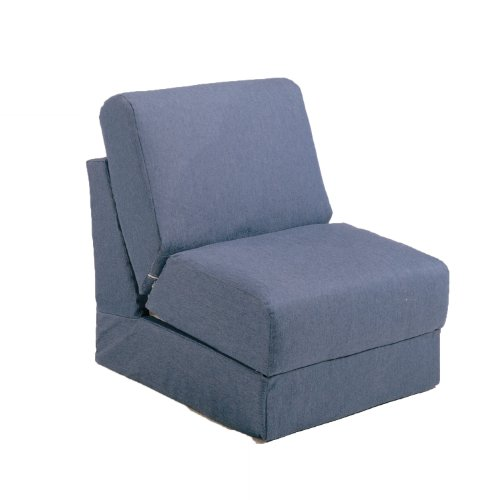 Fun Furnishings Teen Chair, Denim