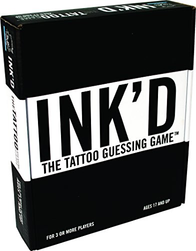 Haywire Group INK'D: The Tattoo Guessing Game by Haywire Group