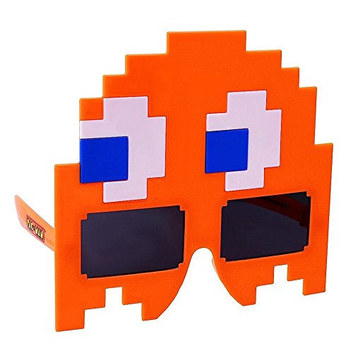 Pac Man Clyde Costume (Sun-Staches - Pac-Man Clyde)