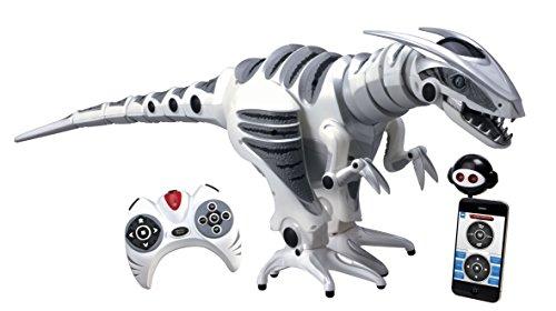 WowWee 8395 - Roboraptor X, Roboter mit Fernbedienungsdongle für App-Steuerung