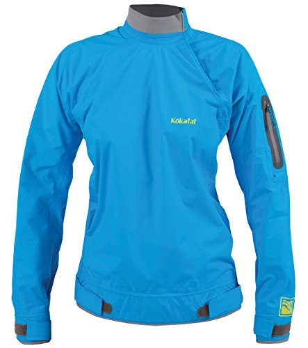 Kokatat Paddling Jacket (Kokatat Women's Hydrus Stance Paddling Jacket-Electric Blue-M)
