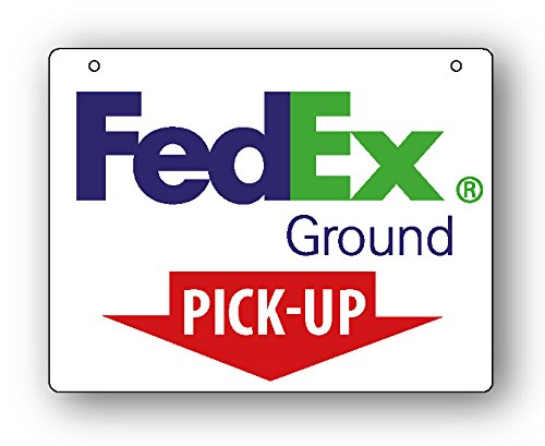Fedex Pickup Fee >> Fedex Express Pick Up Sign