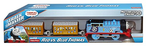 Fisher-Price Thomas the Train TrackMaster Blue Team Thomas