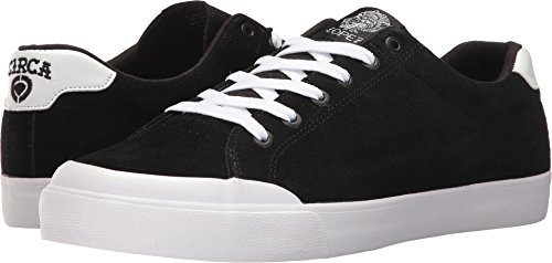 Circa Athletic Sneakers - Circa  Men's AL50R Black/White/White Athletic Shoe