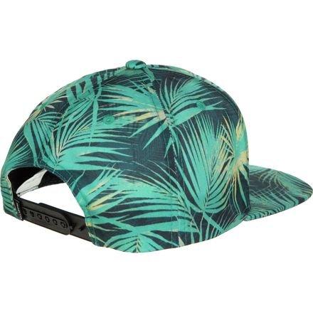 Billabong Boys Palmdale Adjustable Hat One Size Dark Grey