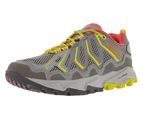 Women's Montrail Wild Mesh Melon Grey Light Sneakers Trans Running Alps dPrafPnB
