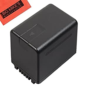 BM Premium VW-VBT380 Battery for Panasonic Camcorders