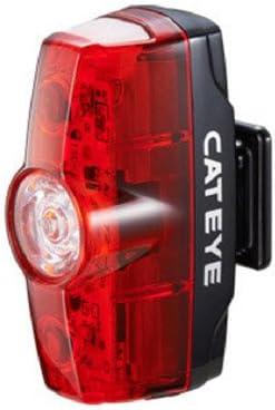 CatEye CTLD635R - Piloto Trasero Rapid Mini USB: Amazon.es: Deportes y aire libre
