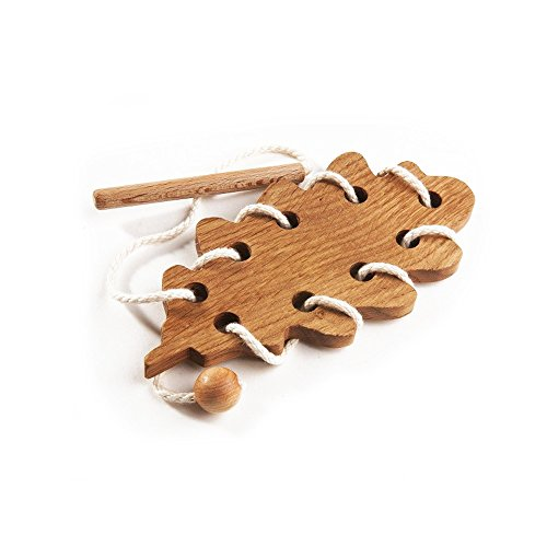 Wooden Lacing Toy