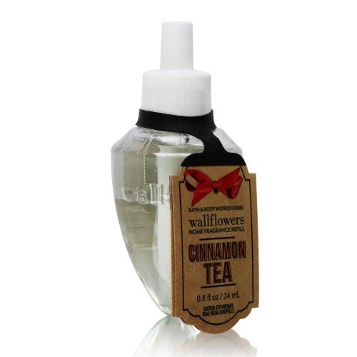 Bath & Body Works Cinnamon Tea Wallflowers Home Fragrance Refill