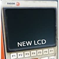 NEW LCD MONITOR replaces 10-inch CRT in FAGOR 8055